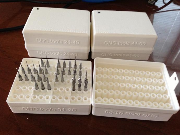 CNC工具箱 3D打印模型渲染图