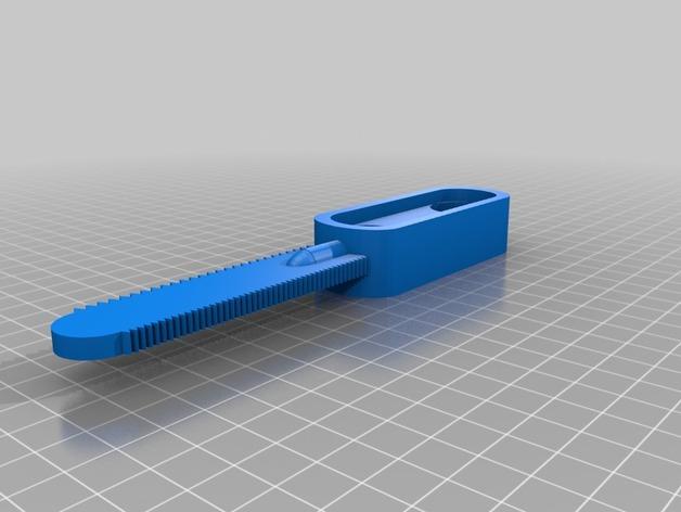 纸箱刀具  3D打印模型渲染图