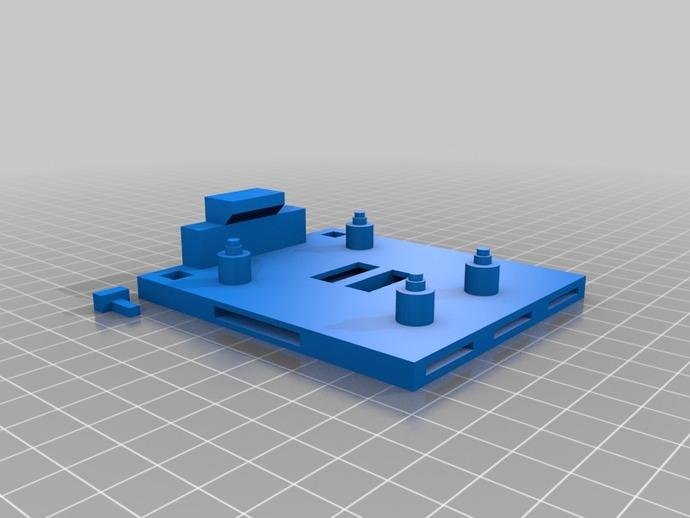 Arduino Mega 2560电路板底座