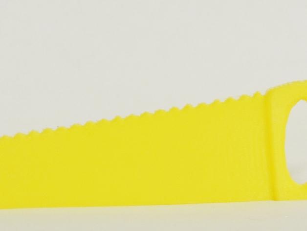迷你锯子 3D打印模型渲染图