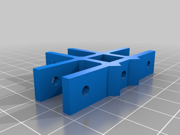 通用框架连接器