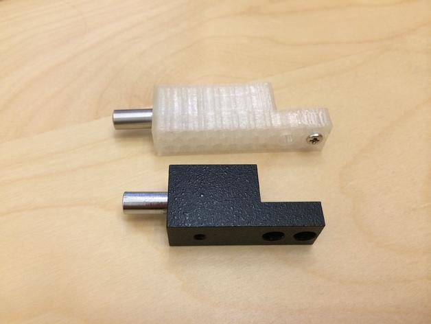显微镜隔板 3D打印模型渲染图