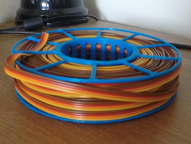 电缆绕线器 3D打印模型渲染图