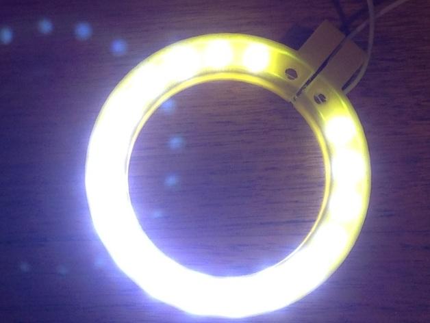 LED环形照明设备