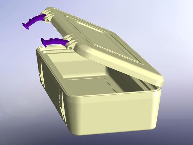 电子器件收纳箱