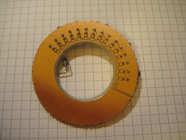 PCB台砧 曲面辅助装置 3D打印模型渲染图