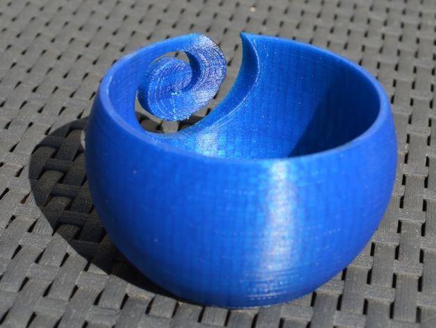 纺织 纱碗