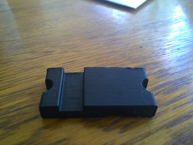 USB线缆收纳架