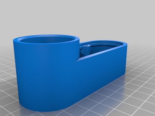 数控雕刻机防尘管 管帽