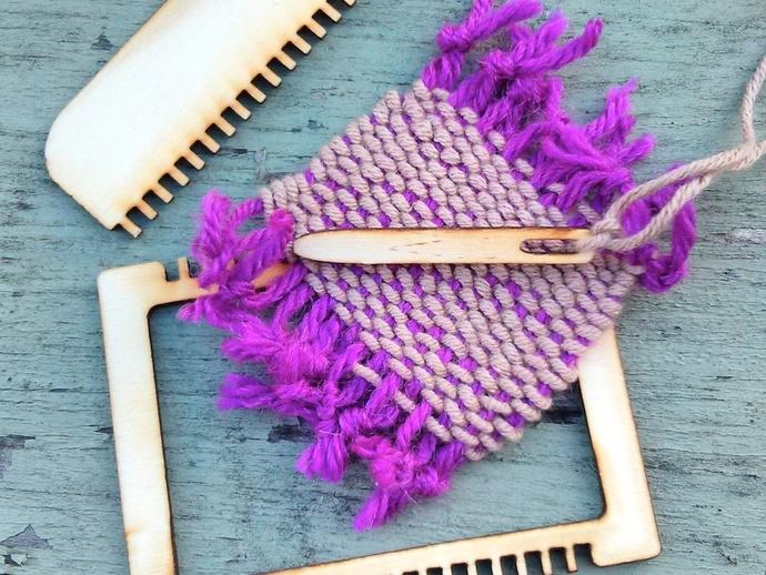 编织 迷你编织板 3D打印模型渲染图