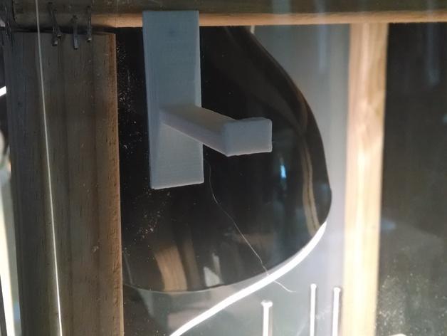壁挂式胶带架