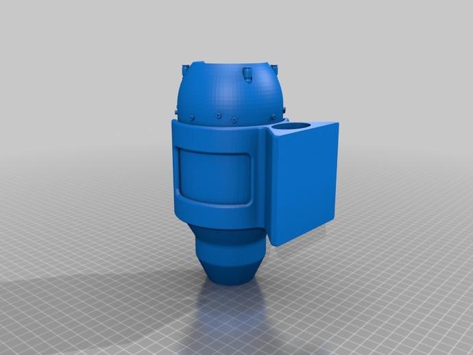 微型涡喷发动机