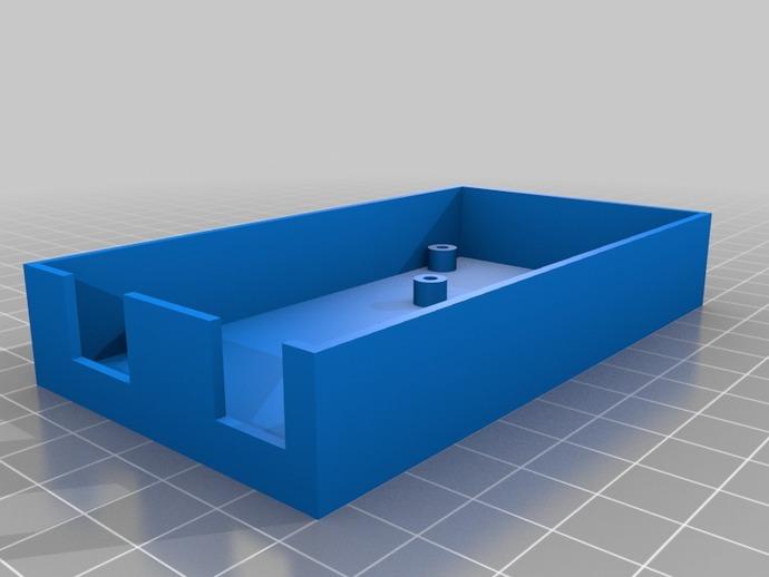 定制化Arduino电路板底座