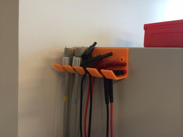 壁挂式线缆架