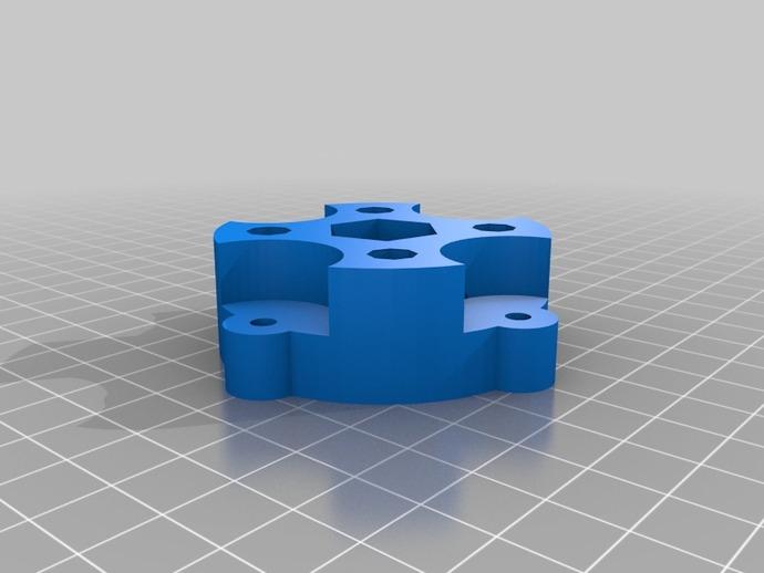 参数化蠕动泵