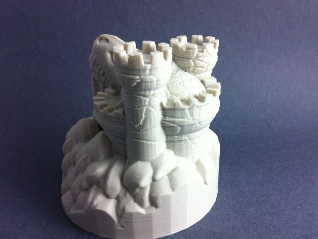 Rexor蛮族人的城堡