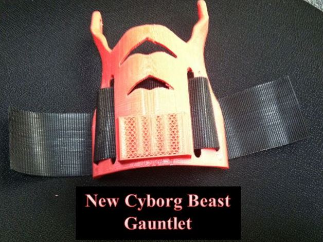 Cyborg Beast假手