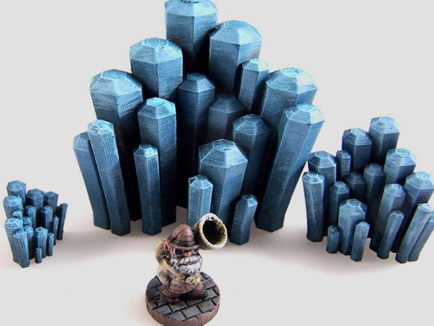 Occulum Tanberry人物模型 3D打印模型渲染图