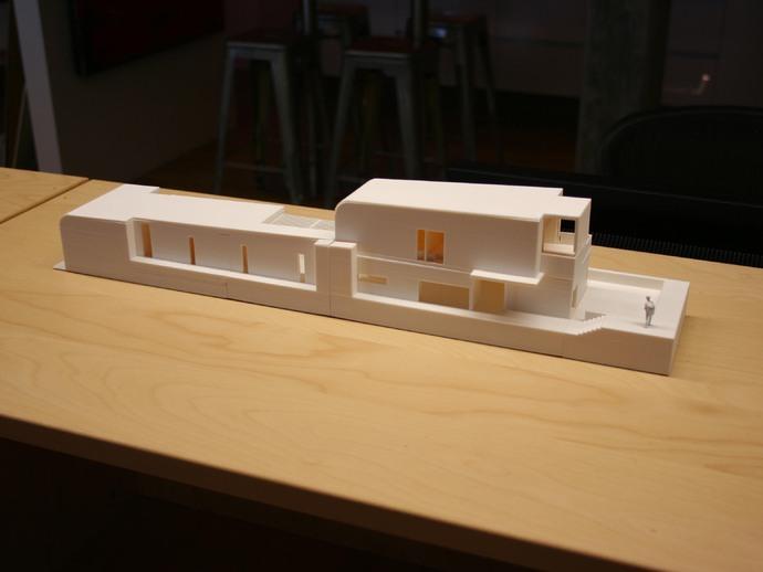 澳洲联储大厦模型 3D打印模型渲染图