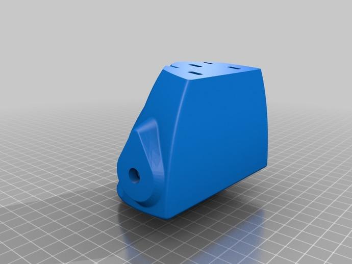 喷射机 模型 3D打印模型渲染图