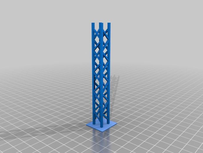 模块化高架结构