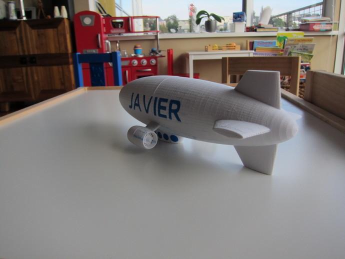定制化小型飞船