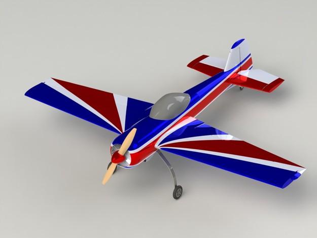 俄罗斯飞机模型