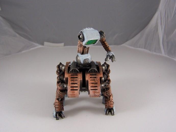 机器奴工 玩偶