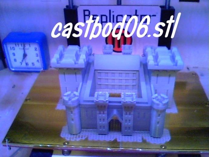 博丁安城堡
