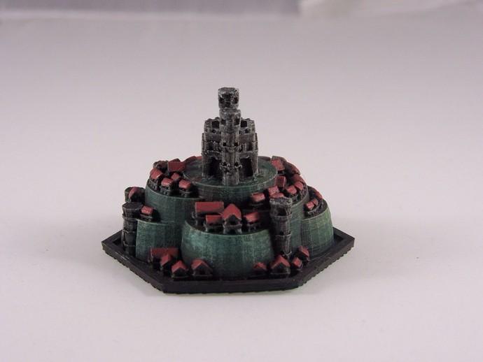 战争游戏 城堡