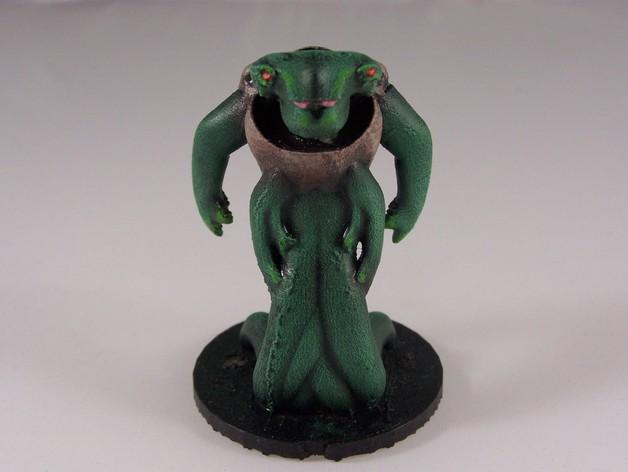 外星神秘生物 玩偶