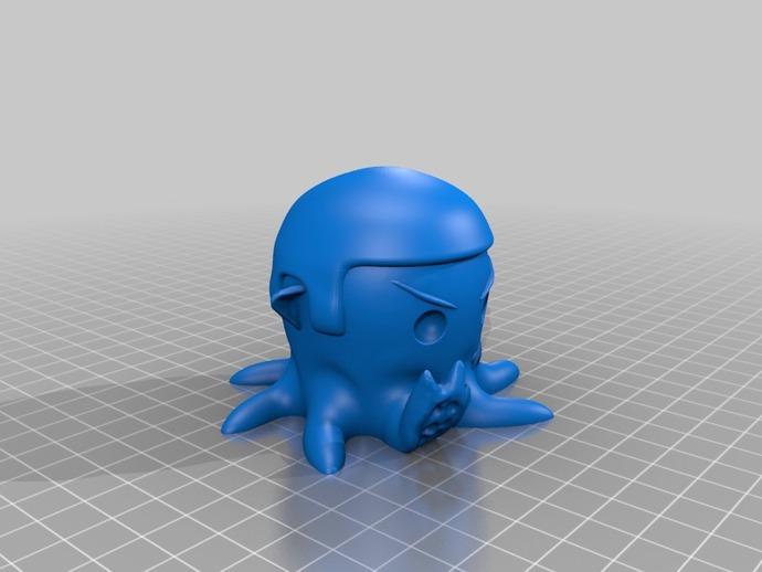 章鱼 玩偶
