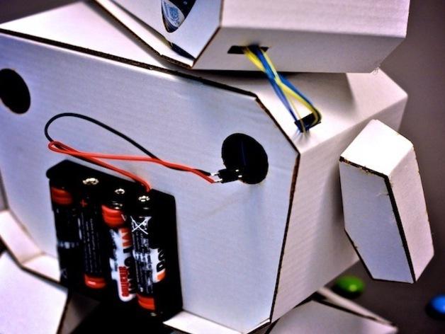Arduino智能机器人