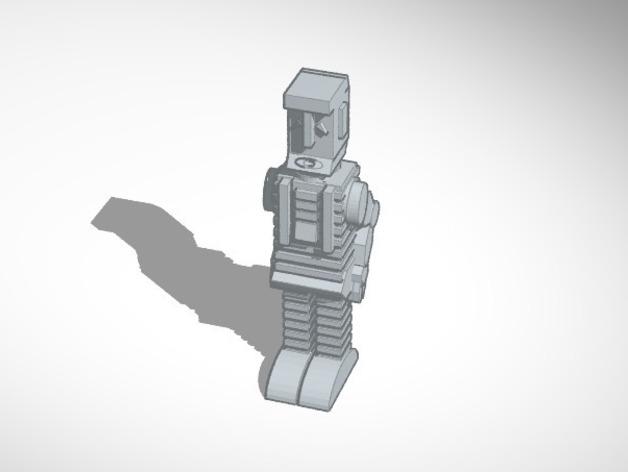 马文 机器人