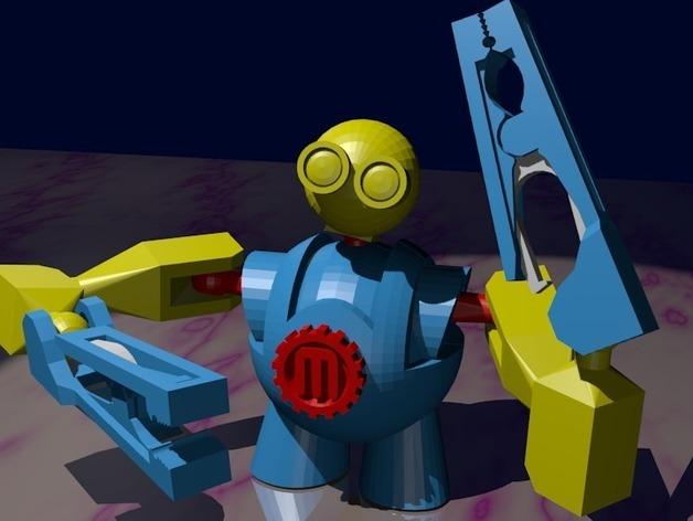 Makerbot机器人