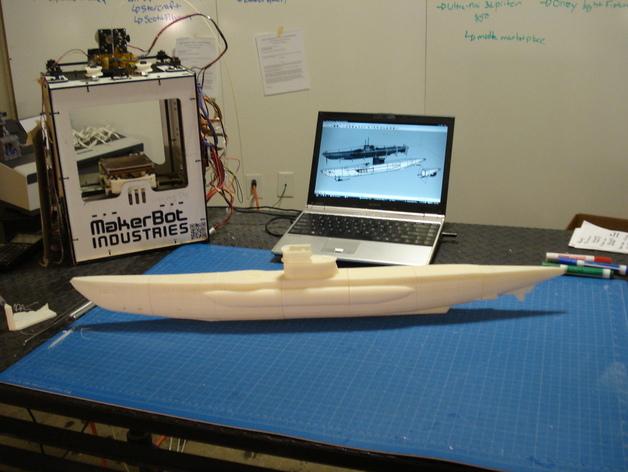 U型潜水艇