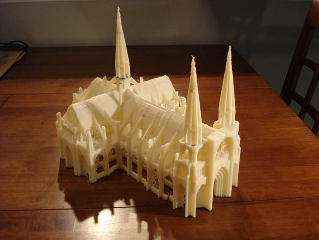 哥特式大教堂