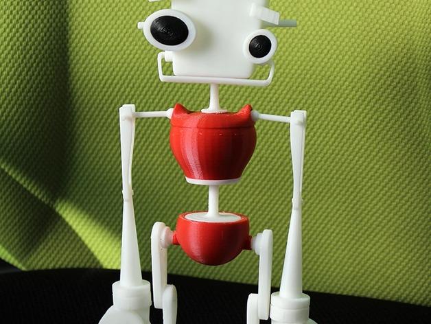 机器人 玩偶
