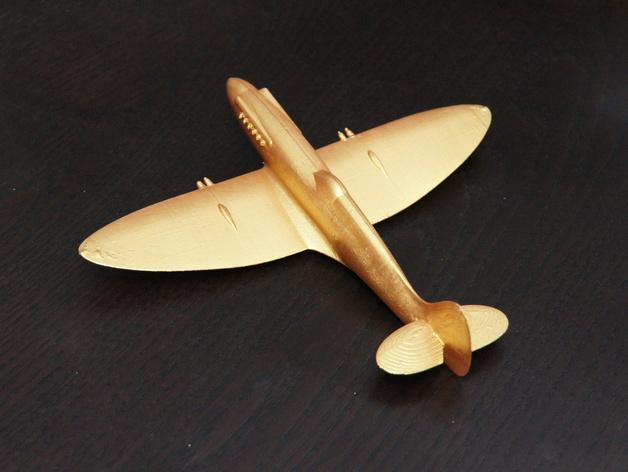 Spitfire Xiv 飞机