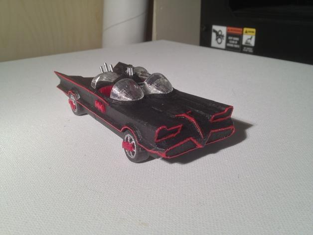 经典蝙蝠车