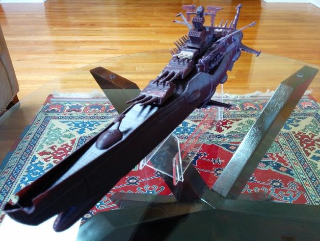 宇宙飞船 3D打印模型渲染图