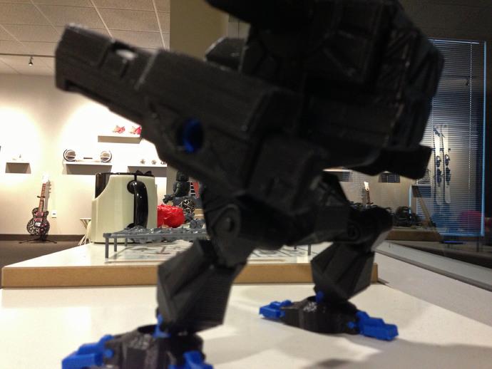 Mad Cat MKII 装甲机器人