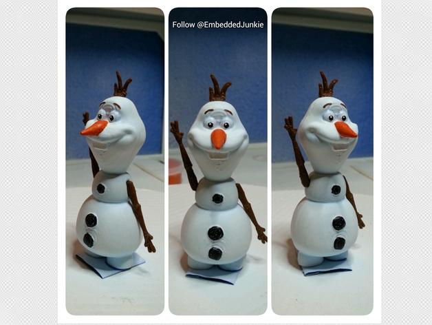 雪宝 Olaf
