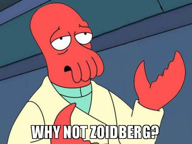Zoidberg 外星人医生