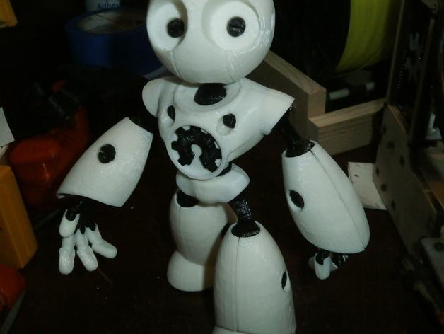 Mark II 机器人