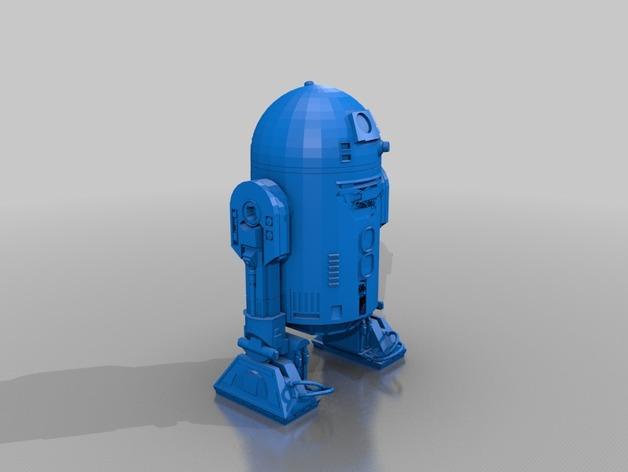 《星球大战》R2-D2机器人