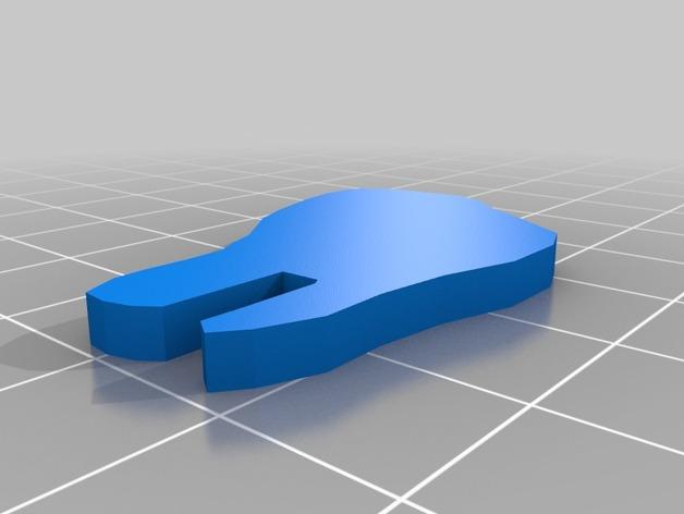 金鱼 - 3D拼图