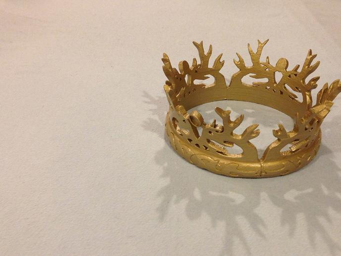 《权力的游戏》:王冠