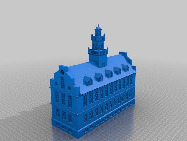 波士顿议会大厦