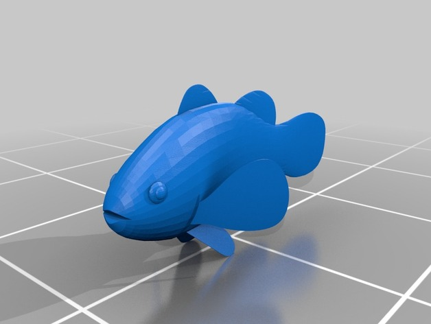海底总动员海底动物模型
